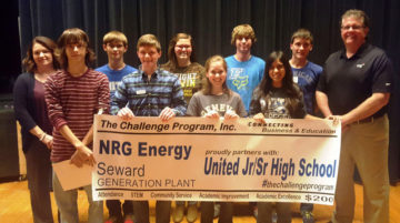 pic- United sd Outstanding Challenge Program Recipients