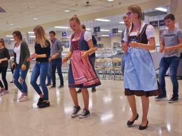 German cultural exchange celebrates 13th year