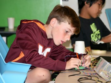 Innovation Hub launched at Boyce Middle School