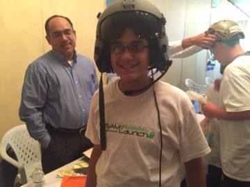 picture-scranton student in helmet