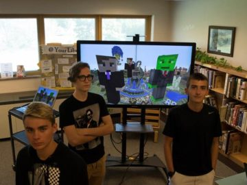 Minecraft server a source of education, creativity