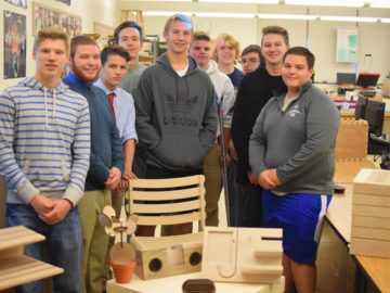 South Park SD use 21st-century tools to make product prototypes