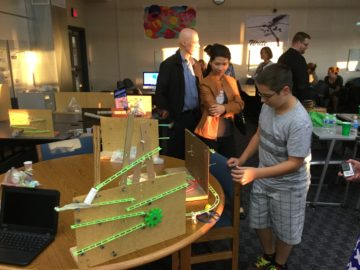 South Eastern transforms library into makerspace
