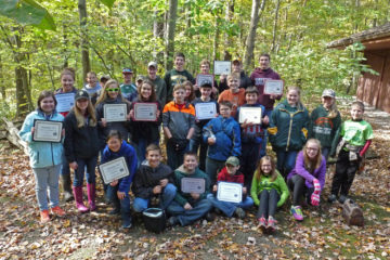 pic 29 Marion Center students (grades 5-12) who participated in this year's Enviroquest competition