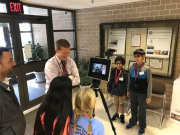 Parkland's Trojan Tech Team explores and supports new technology