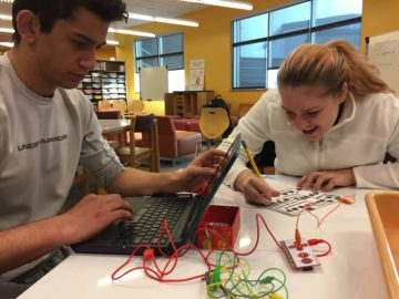 STEAM course introduces students to human-centered design