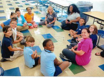 Ross Elementary empowers girls through program