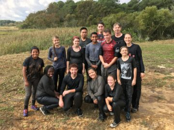Students get science experience at Chincoteague Bay Field Station