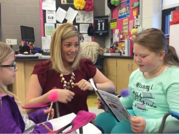 Genius Hour inspires at McDonald Elementary