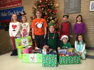 Keystone Central cares for community