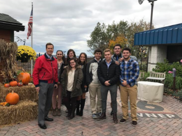 Journalism students get real-life broadcast experience