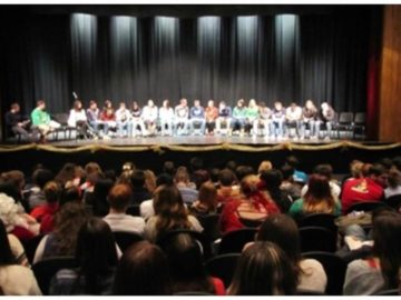 College roundtable helps prepare seniors