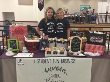 Student-run business teaches valuable skills