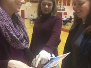 Financial Reality Fair gives students budgeting practice