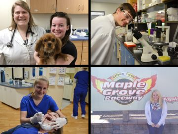 Twin Valley students gain experience through internships and shadowing