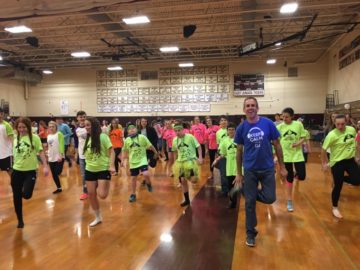 Students raise more than $17,000 for Four Diamonds