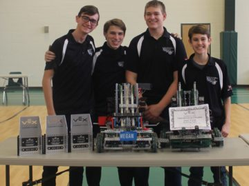 Jersey Shore robotics team will go to world competition