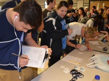 North Penn pledges to 'Spread the Word to End the Word'