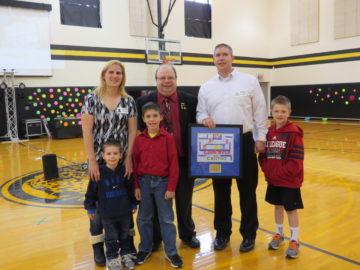 West Jefferson Hills third-grader wins national poster contest