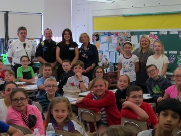 Gill Hall Elementary builds community during Borough Days