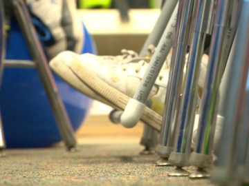 Movement Makers program lets students move to stay focused