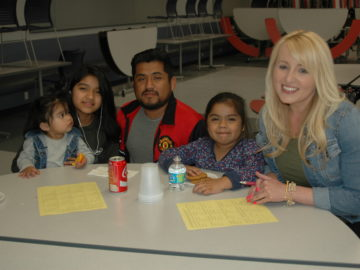 Colonial's ESL program enjoys second annual Multicultural Dinner