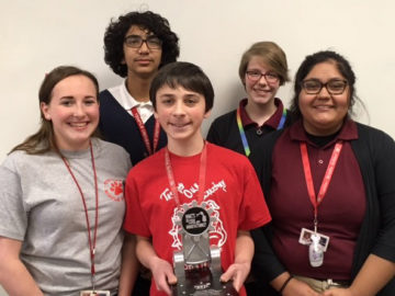 Trexler students win award in video contest