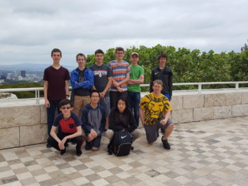 East Penn SD wins first place at international competition