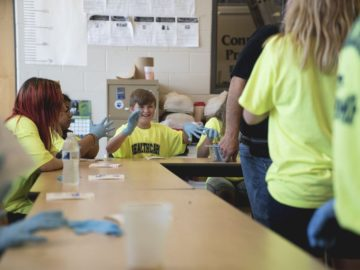 Camp gives students an early look at health care careers