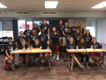 Students take the law into their own hands at Mock Trial Camp