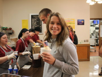 Clarion Co. students rally to support hurricane relief