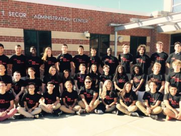 East Stroudsburg eTeam gives back to their community