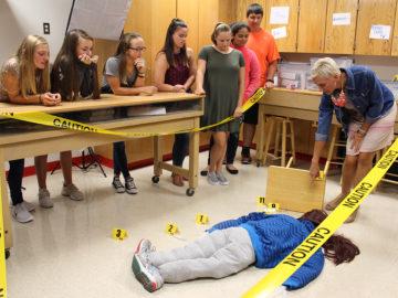 Principles of biomedical science engage students at North Hills