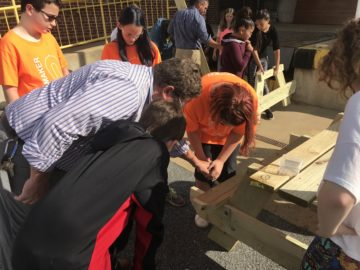 Pequea Valley goes hands-on for Manufacturing Day 2017