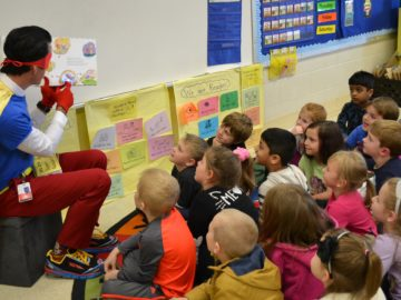 Young readers gain Super Reading Powers