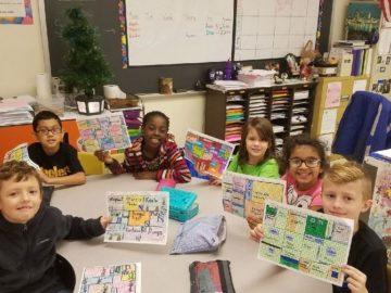 Creativity boosts math skills learning at Paynter Elementary