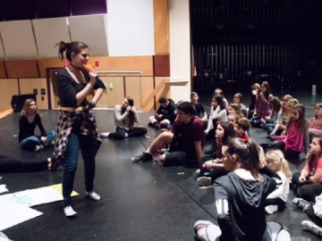 Student writes, produces musical to raise funds for Make-A-Wish