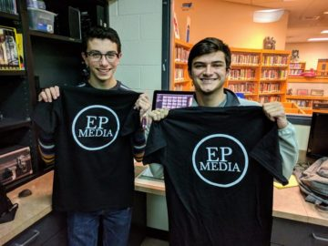 EP Media gives students tools to learn and communicate