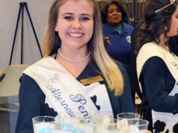 Bellefonte Area junior holds two Dairy Princess titles
