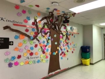 Kindness is always in season at Blackhawk Intermediate School