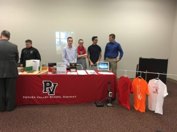 Learners share their experiences at Reinventing Learning Showcase