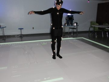 Motion capture comes to SV