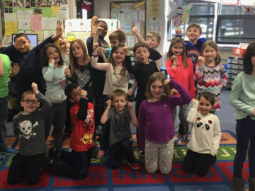 Ridge Park Elementary celebrates differences during Autism Awareness Month