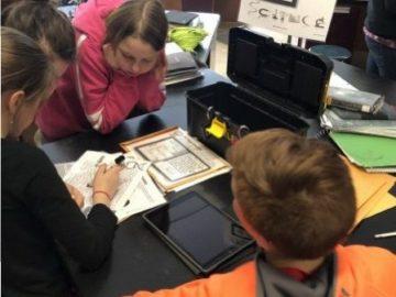 Escape Room makes its way into classroom