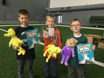 Colonial's elementary students read more than 82,900 minutes to raise money for the Philadelphia Ronald McDonald House