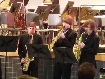 Burrell SD earns national recognition for music program