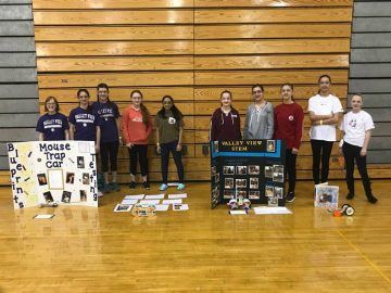 Valley View hosts STEM competition for girls