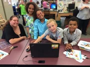 Students showcased skills in Lego Robotics Club at Conshohocken Elementary