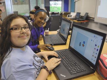 Girls In Technology Academy inspires new generation of engineers