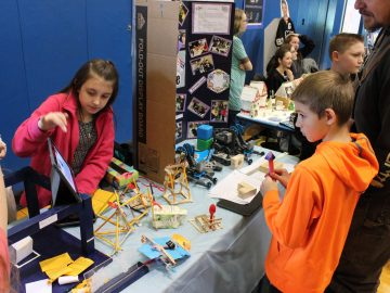 Expo gives community a look at STEAM education